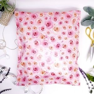 [50] 14x17 Rose polymailers